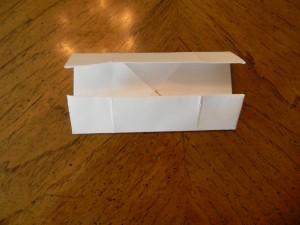 Step 3b - How to make a candy box