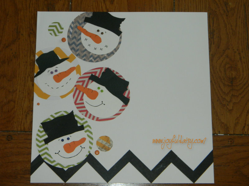 Find great deals on eBay for scrapbook snowman. Shop with confidence.