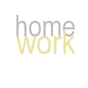 Homework Tuesday Button