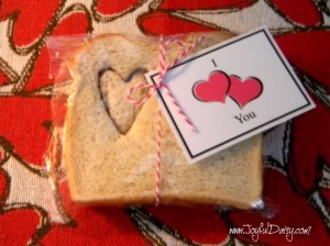 kids lunch note love5
