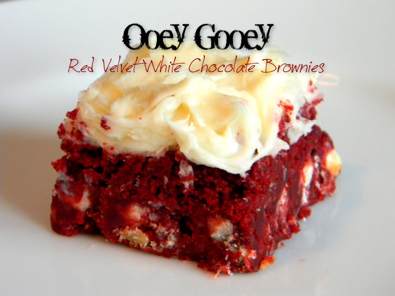 red velvet, red velvet brownies, red velvet white chocolate brownies, brownies, white chocolate