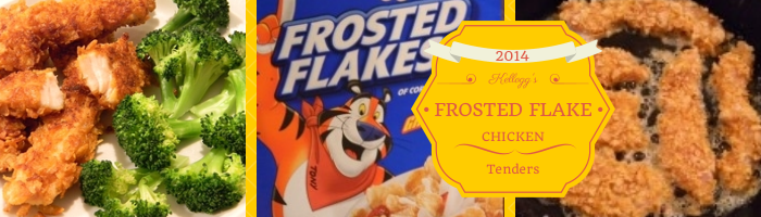 frosted flake tenders
