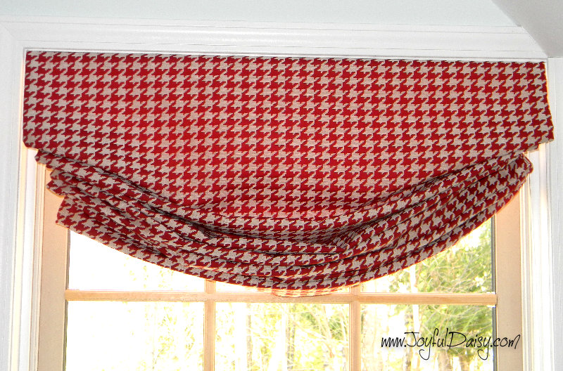 Superior Making Relaxed Roman Shades Part - 3: How To Make A Roman Shade