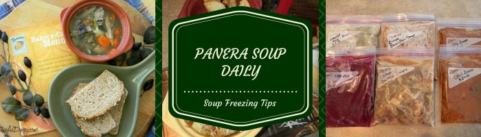 panera soup tips