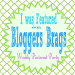 MON blogger brag feature
