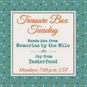 TUES TreasureBoxTuesday-7pm-MON
