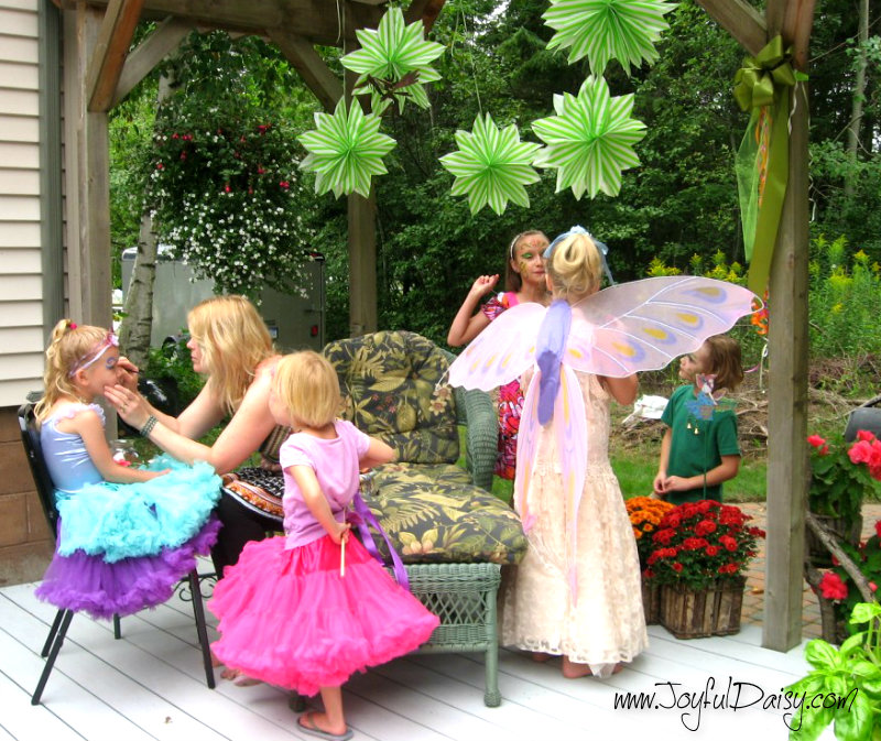fairy party