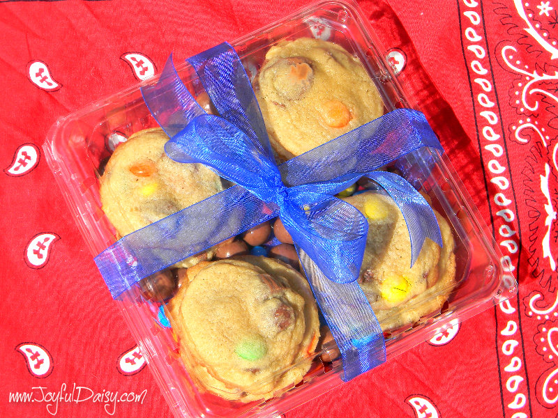 candy cookie package