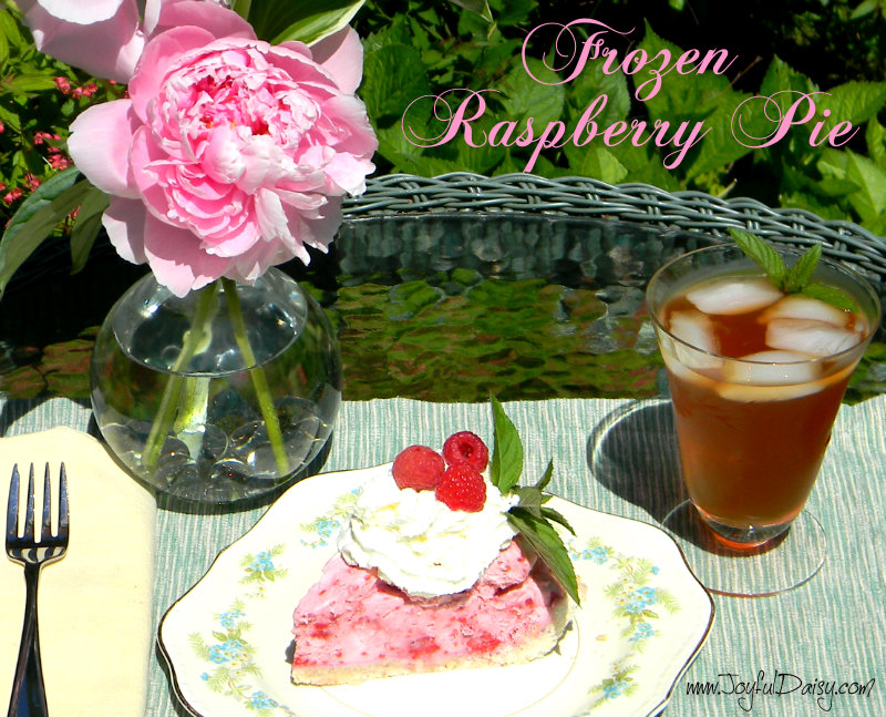 frozen raspberry pie PZ2