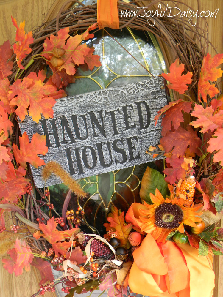 Haunted Home Tour