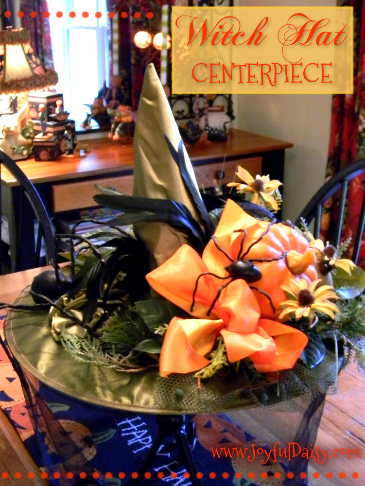 witch hat centerpiece LOGO 2
