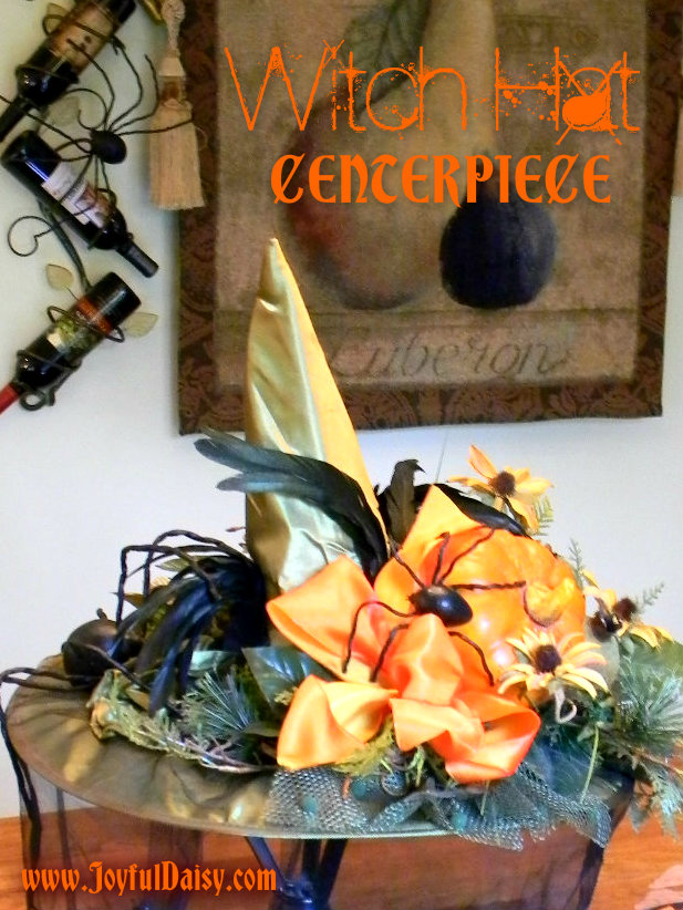 witch hat centerpiece LOGO