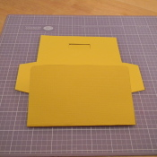 free template gift card envelope