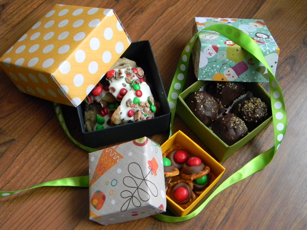How to package up homemade baked goods