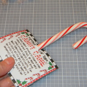 candy cane gifts