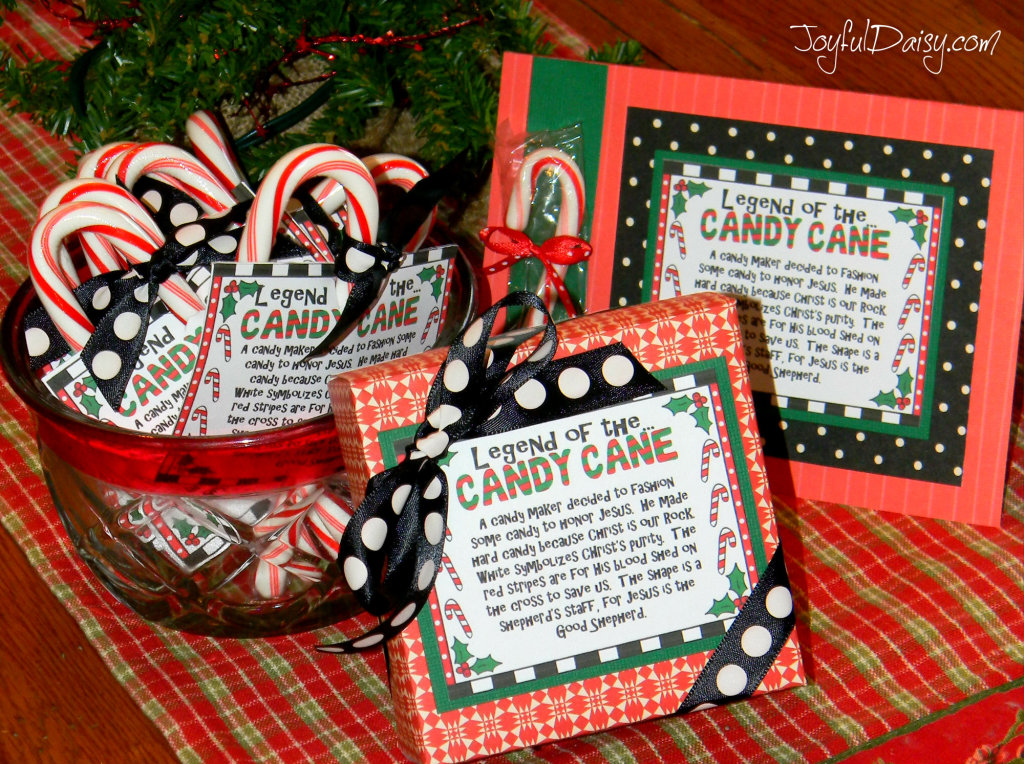 Legend of the Candy Cane Projects
