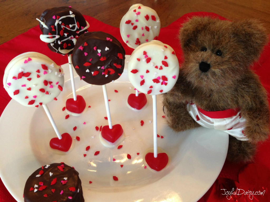 Valentine Cracker Pops Pz