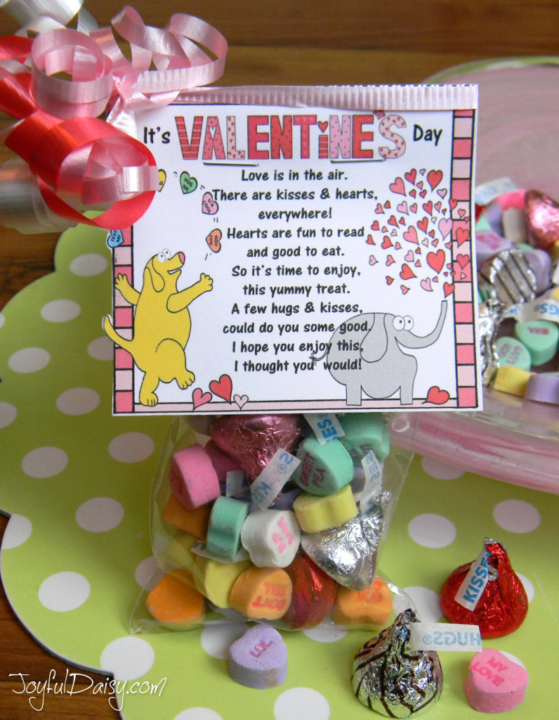 valentine treat tags