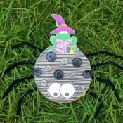 Spider CD Scrapbook
