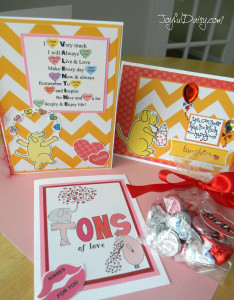 valentine cards from joyful daisy clip art