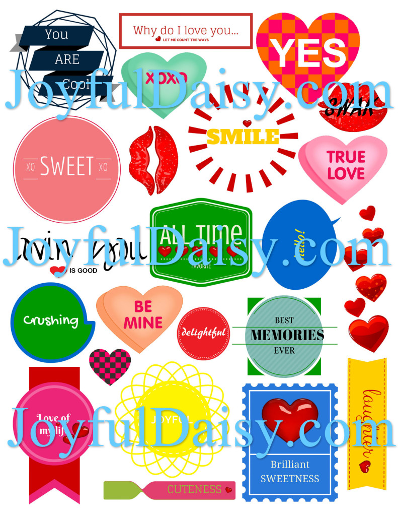 valentine clip art page 1 watermarked
