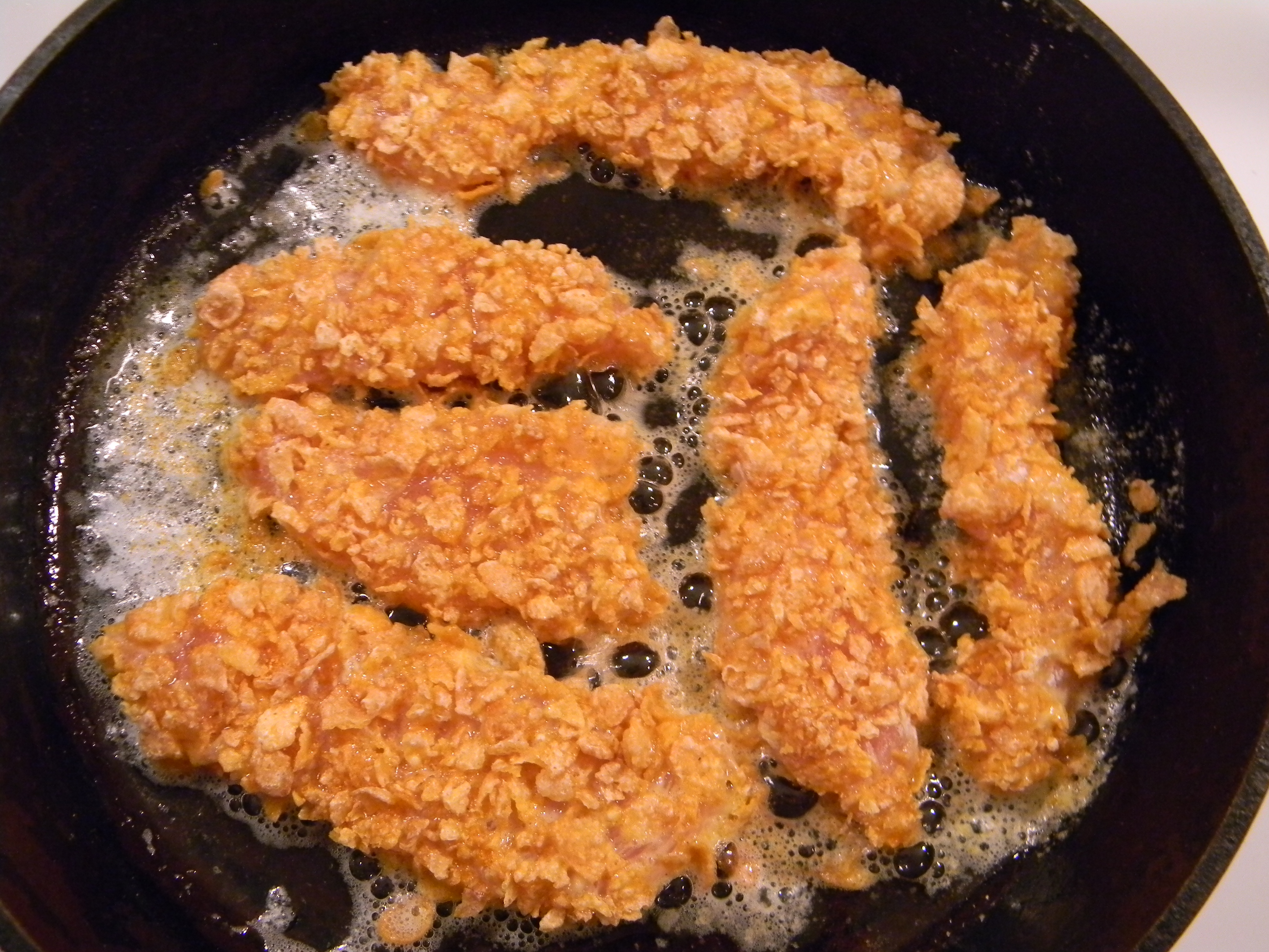 Kellogg S Frosted Flake Chicken Tenders Joyful Daisy