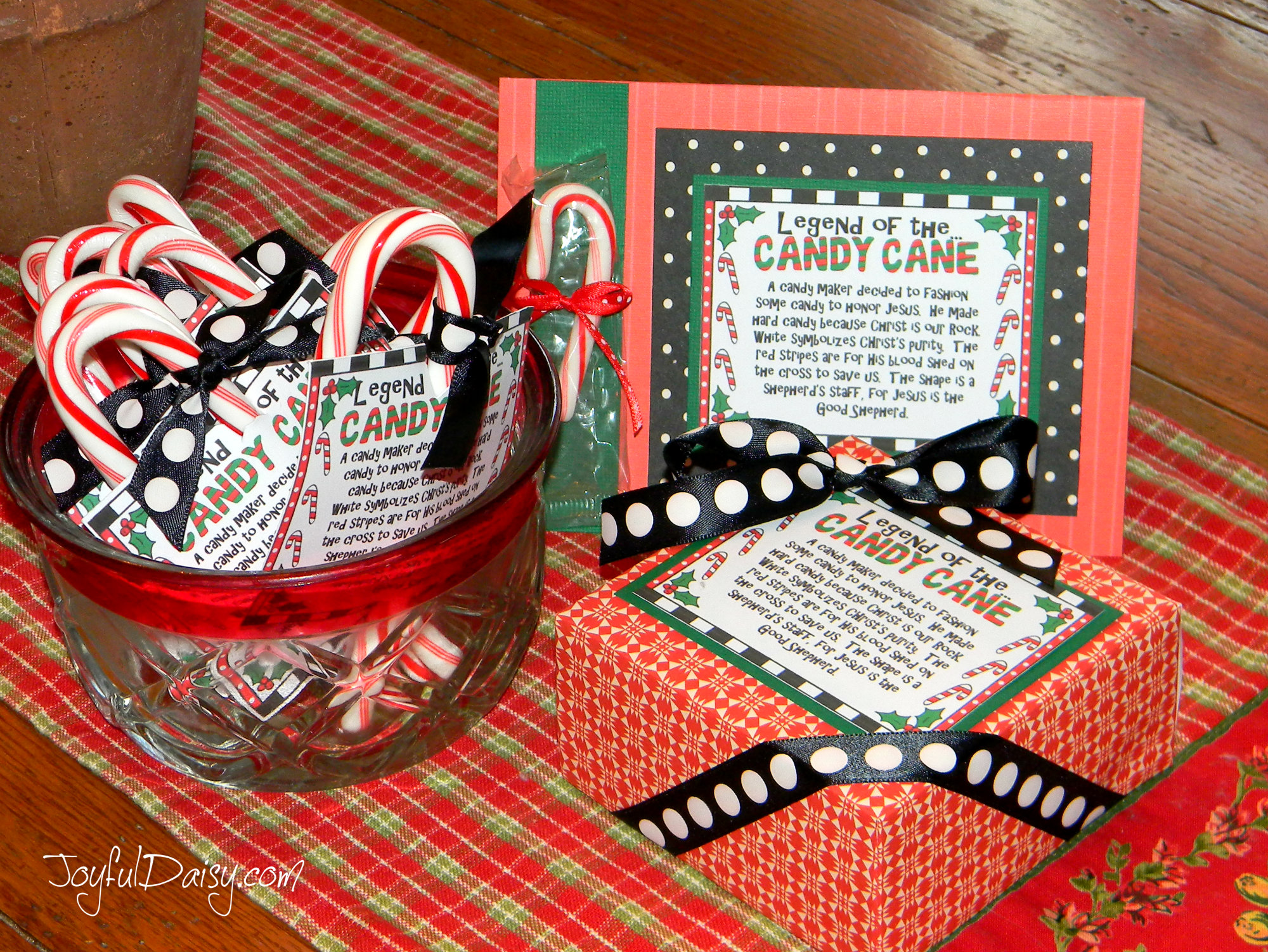 photo relating to Legend of the Candy Cane Printable referred to as Legend of the Sweet Cane Crafts - Happy DAISY